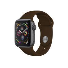 Pulseira Para Apple Watch 38mm / 40mm Ultra Fit - Marrom Cafe - Gshield