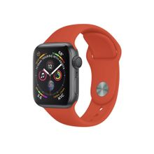 Pulseira Para Apple Watch 38mm / 40mm Ultra Fit - Rosa Coral - Gshield