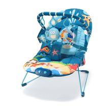 Cadeira De Descanso Para Bebês 0-15 Kg Baleia  Multikids Baby - BB360