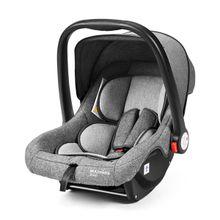 Bebe Conforto Rest - 0 a 13 KG - Cinza- Multikids Baby - BB407