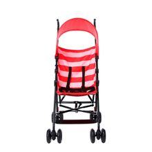 Carrinho Guarda-Chuva Navy Vermelho Multikids Baby - BB558
