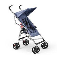 Carrinho Guarda-Chuva Pocket Multikids Baby Azul - BB501