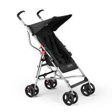 Carrinho Guarda-Chuva Pocket Multikids Baby Preto - BB502