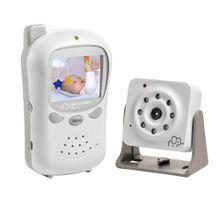 Babá Eletrônica Digital Com Câmera Multikids Baby - BB126