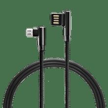 Cabo Gamer Micro USB Material Nylon Trançado 1.2M de Comprimento Warrior - WI388