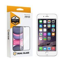 Película Dual Glass para iPhone 6s - Branca - Gshield
