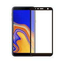 Película Coverage Color para Samsung Galaxy J4 Plus - Preta - Gorila Shield