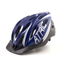 Capacete para Ciclismo MTB 2.0 com LED Traseiro 19 Entradas de Ventilação Atrio Tam. M - BI166