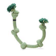 Brinquedo Para Pet Corda Com Nós Tam. XG  Verde Mimo - PP116