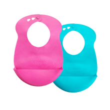 Kit 2 Babadores Roll n'Go Tommee Tippee - 563582