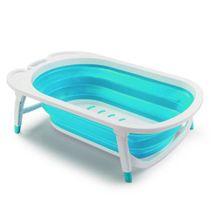 Banheira Dobrável Flexi Bath Azul Weego - 4038