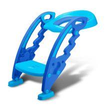 Redutor de Assento Multikids Baby Step Potty com Escada Azul - BB051
