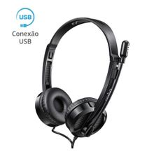 Headset Rapoo Usb H120 - RA020