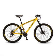 Bicicleta Aro 29 MTB com Suspensão e Freio a Disco 21M Colli
