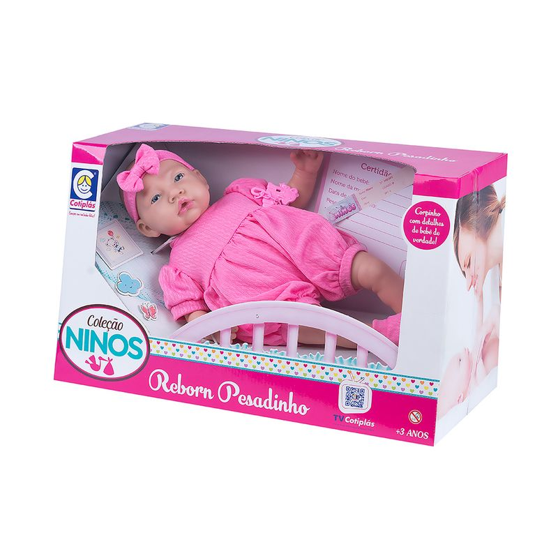 Boneca-Ninos-Pesadinho-Cotiplas