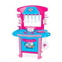 Cozinha de Brinquedo Barbie Chef com Acessórios Cotiplás