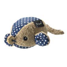 Brinquedo De Pelúcia Para Gatos Ratinho Patterns Poa Bege Mimo - PP239