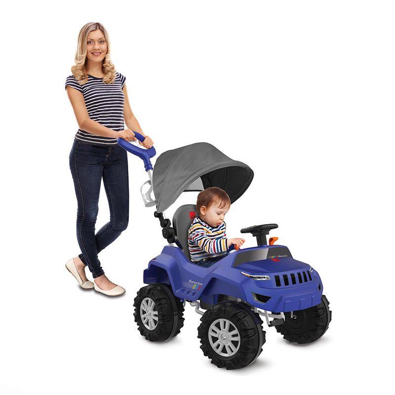 Carro-a-Pedal-Infantil-Superjipe-Bandeirante