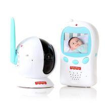 Baba Eletrônica Digital com Câmera Sistema Vox Tecnologia FHSSFisher-Price - BB300