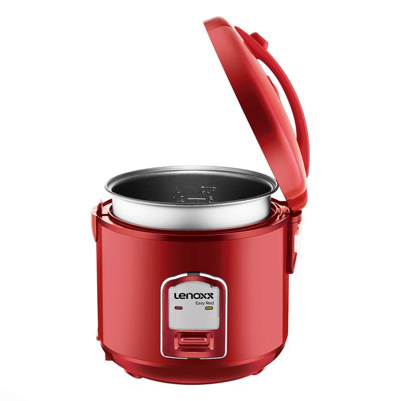 Panela-de-Arroz-Easy-Red-Easy-Red-Lenoxx