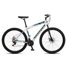 Bicicleta Aro 29 Sparta em Aço Carbono com Freio a Disco 21M Colli