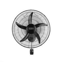 Ventilador de Parede Mondial NVP-PRO-55 5 Pás 3 Velocidades Sistema Oscilante
