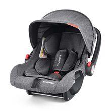 Cadeira para Auto Bebê Conforto Nano 0 à 13kg Preto Fisher-Price - BB652