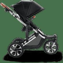 Carrinho de Bebê Litet Jet 0-15Kgs Preto - BB679