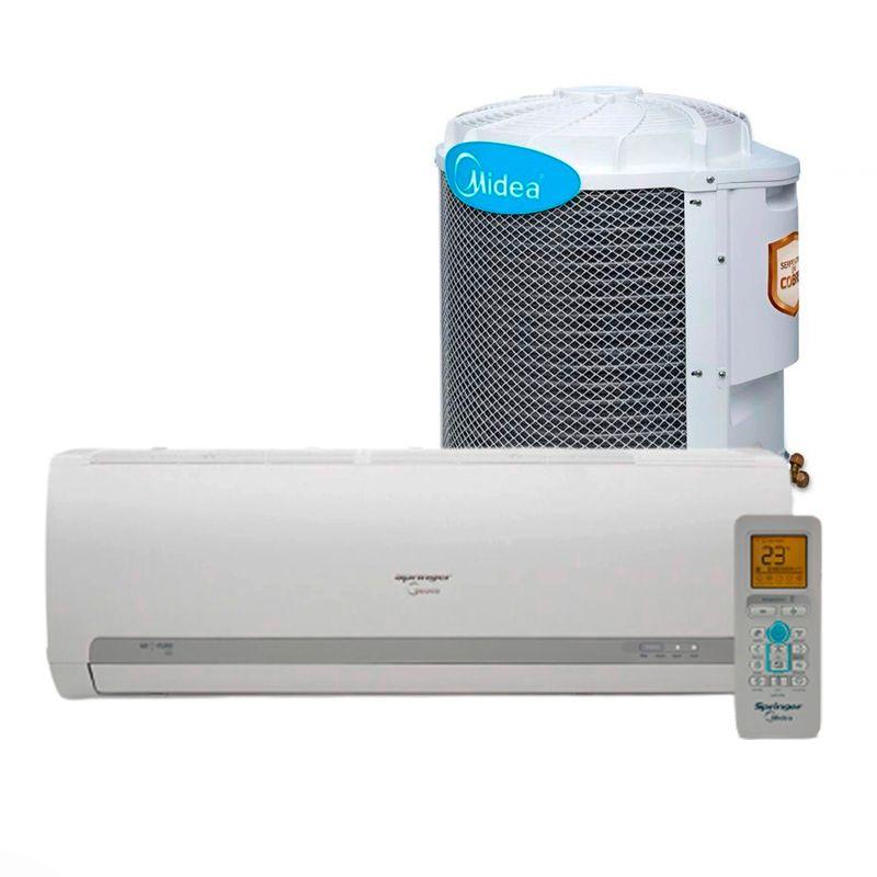 Ar-Condicionado-Springer-Midea-Air-Volution-9000-Btu-Inverter