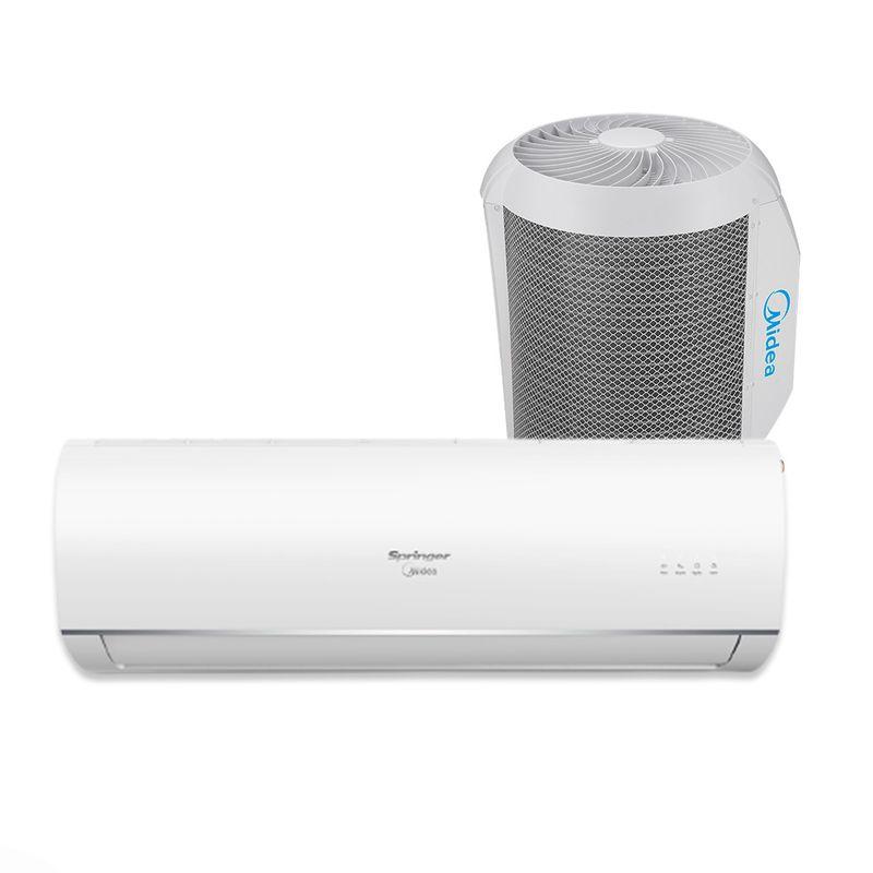 Ar-Condicionado-Springer-Air-Volution-12000-Btu