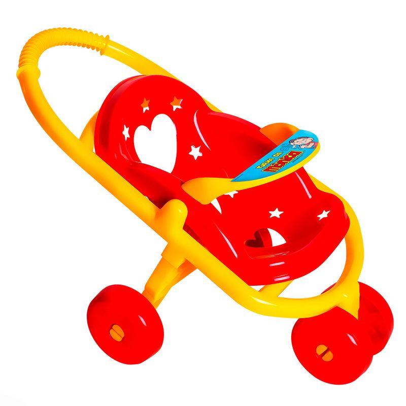 Carrinho-de-Boneca-Turma-da-Monica-Samba-Toys